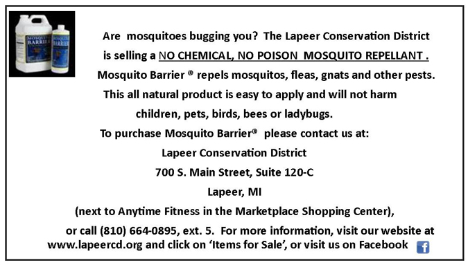 Mosquito Barrier Ad