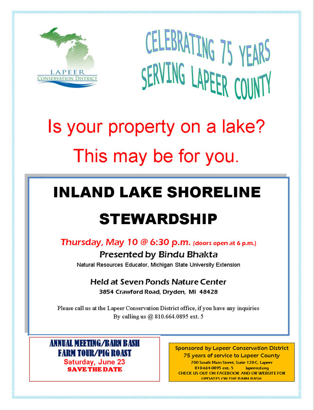 Shoreline Stewardship Presentation
